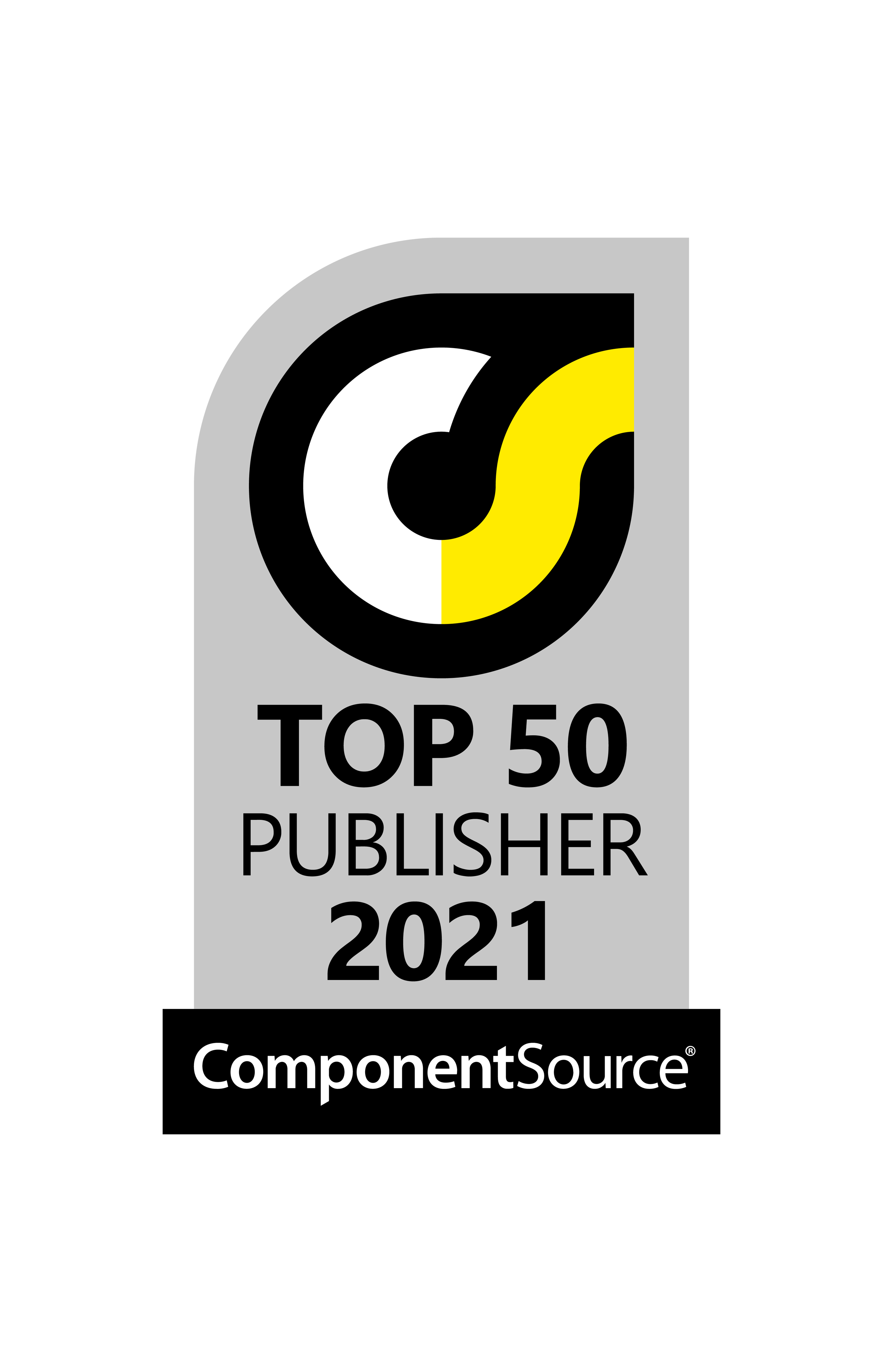 Top 50 Publisher 2021!
